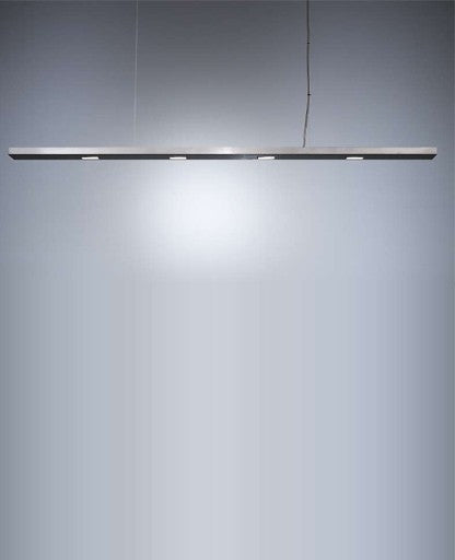 Flat pac suspension lamp from OneLED by F-Sign | Modern Lighting + Decor