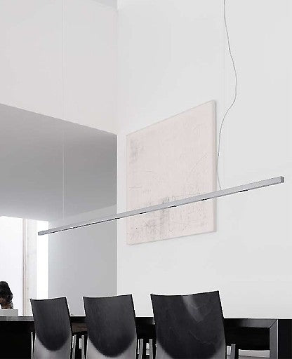 Strip suspension lamp - 320cm from OneLED by F-Sign | Modern Lighting + Decor