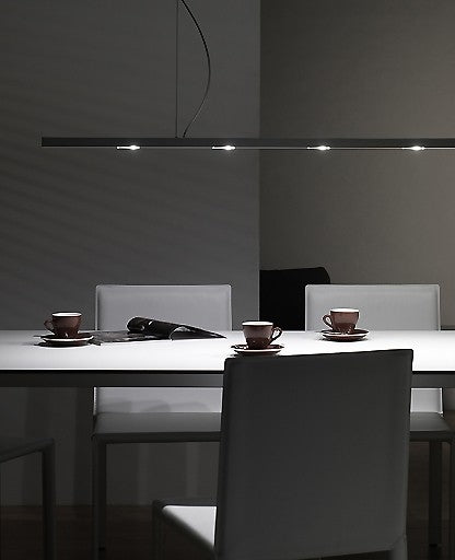 Strip suspension lamp - 520cm from OneLED by F-Sign | Modern Lighting + Decor