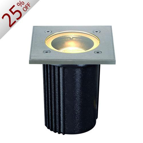 Dasar Exact MR16 Outdoor Luminaire - Inventory Sale!! from SLV Lighting | Modern Lighting + Decor