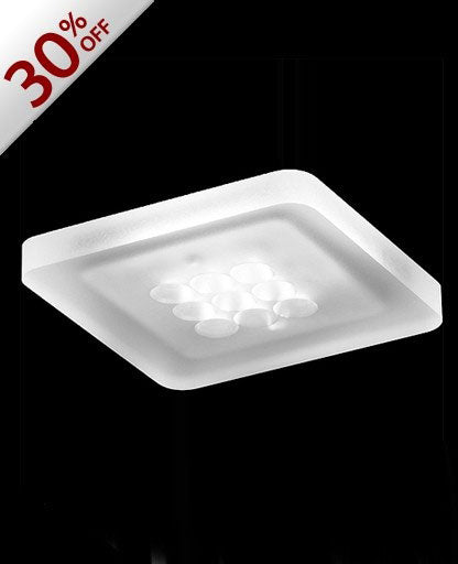 Modul Q 9 Aqua LED outdoor ceiling light - Inventory Sale!! from Nimbus | Modern Lighting + Decor