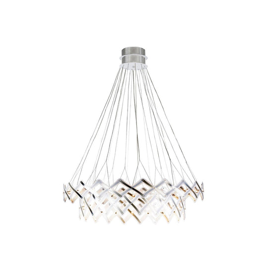 Zoom 2 LED Chandelier from Serien Lighting | Modern Lighting + Decor