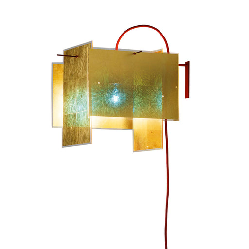 Buy online latest and high quality 24 Karat Blau Wall Light from Ingo Maurer | Modern Lighting + Decor