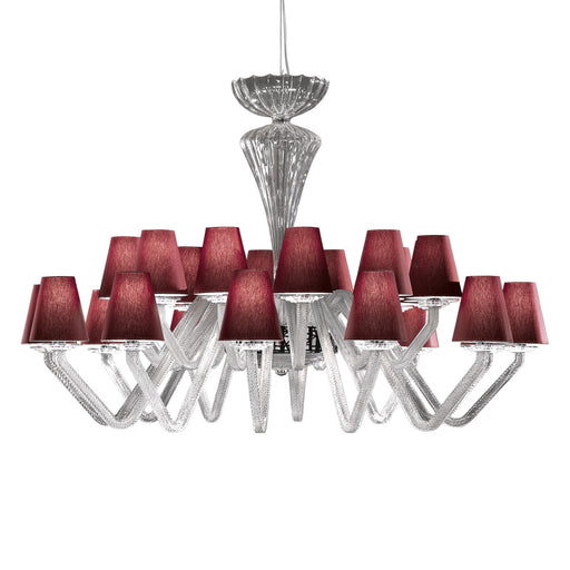 Buy online latest and high quality 2420 Libellula Chandelier from ITALAMP | Modern Lighting + Decor