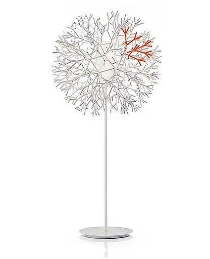 Coral Floor Lamp from Pallucco | Modern Lighting + Decor