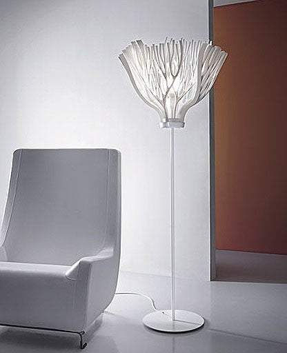 Buy online latest and high quality Foglie Floor Lamp from Pallucco | Modern Lighting + Decor
