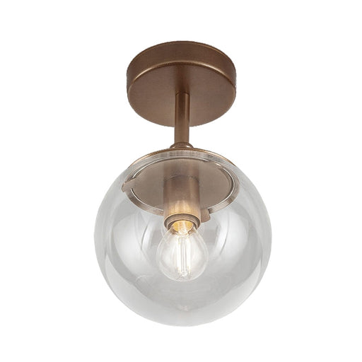 Global Single Ceiling Light from Metal Lux | Modern Lighting + Decor