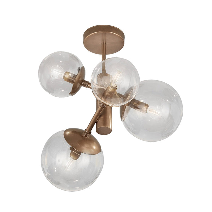 Global 4L Ceiling Light from Metal Lux | Modern Lighting + Decor