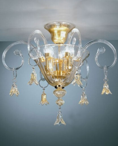 Buy online latest and high quality 90/PL Ceiling Light from VetriLamp Murano | Modern Lighting + Decor