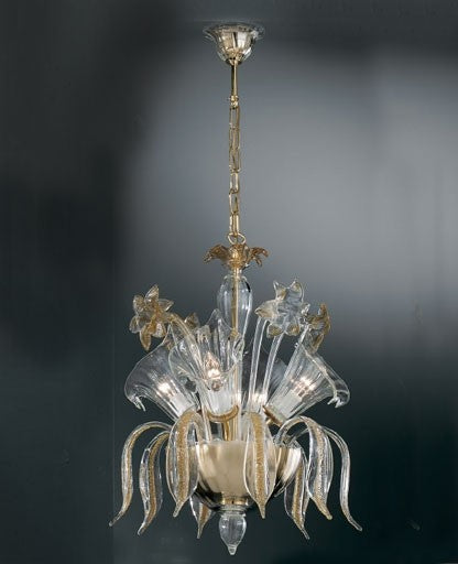 Buy online latest and high quality 304/4 Pendant from VetriLamp Murano | Modern Lighting + Decor