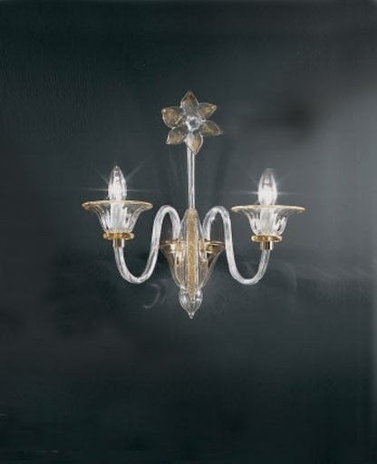 301/A2 Wall Sconce from VetriLamp Murano | Modern Lighting + Decor