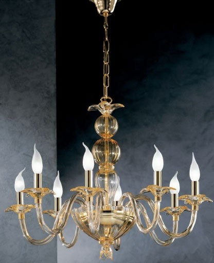 Murano 893 Chandelier from VetriLamp Murano | Modern Lighting + Decor