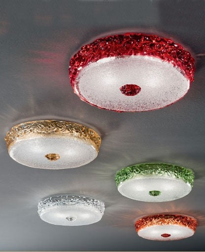 999 Ceiling Light from VetriLamp Murano | Modern Lighting + Decor