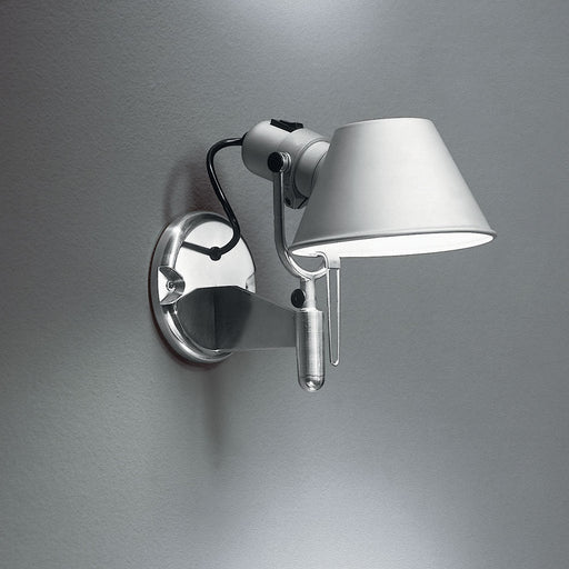 Buy online latest and high quality Tolomeo Classic Wall Spot With Switch from Artemide | Modern Lighting + Decor