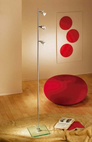Spotty floor lamp 1158 from Linea Light | Modern Lighting + Decor