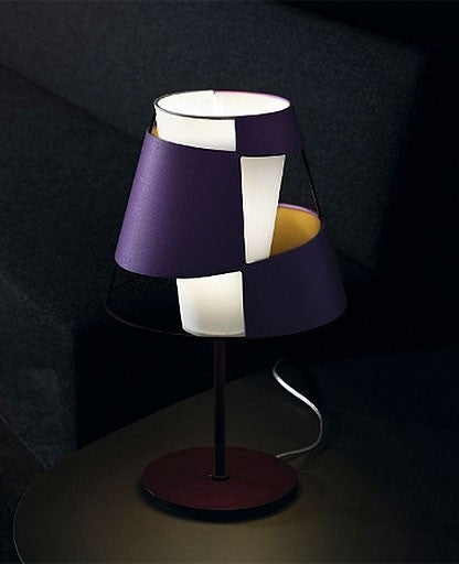 Crinolina Table Lamp from Pallucco | Modern Lighting + Decor