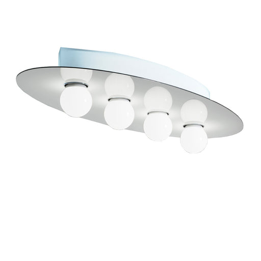Areaova 100/SP LED Wall/Ceiling Light from Vesoi | Modern Lighting + Decor