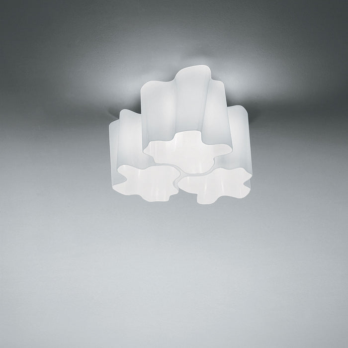 Buy online latest and high quality Logico Micro Triple Nested Ceiling Mount from Artemide | Modern Lighting + Decor