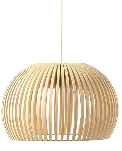 Atto 5000 pendant light from Secto Design | Modern Lighting + Decor