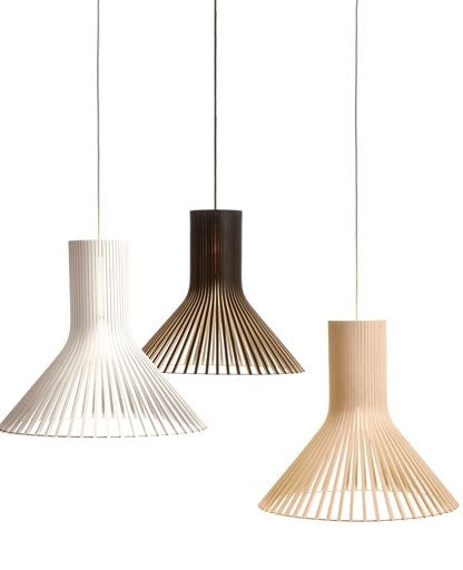 Puncto 4203 pendant light from Secto Design | Modern Lighting + Decor