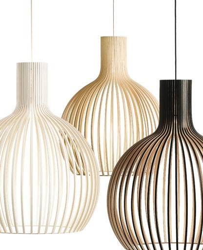 Octo 4240 pendant lamp from Secto Design | Modern Lighting + Decor