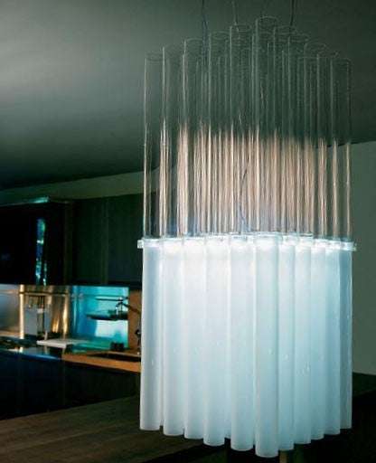 T100 Lab Suspension Lamp from ITALAMP | Modern Lighting + Decor