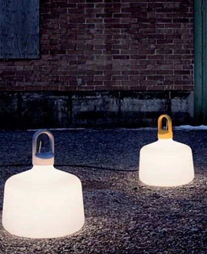 Bottle Outdoor Light from ZERO | Modern Lighting + Decor
