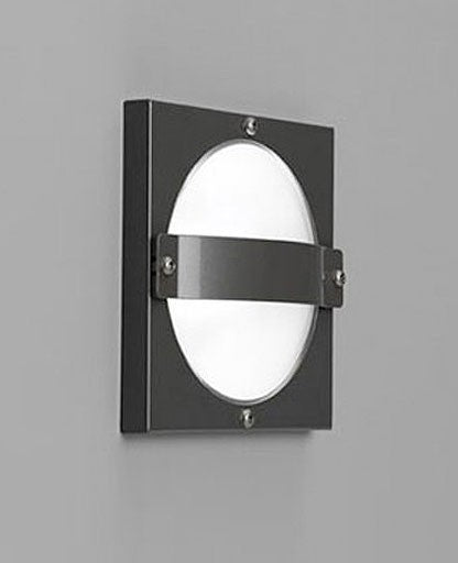 Tunnel Outdoor Wall Sconce from ZERO | Modern Lighting + Decor