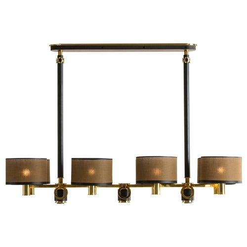 Buy online latest and high quality Bronx 8 Pendant Light from Pieter Adam | Modern Lighting + Decor