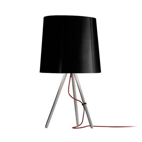 Eva Small Table Lamp from Martinelli Luce | Modern Lighting + Decor