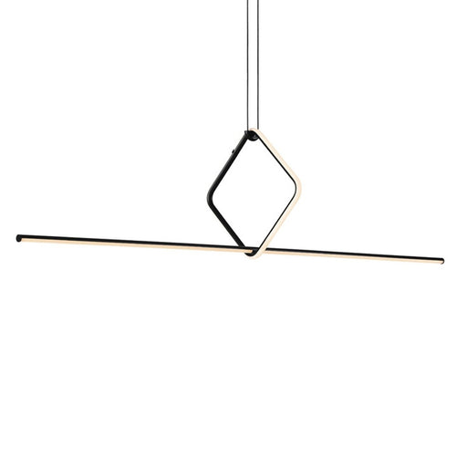 Arrangements Square Small Two Element Suspension from Flos | Modern Lighting + Decor