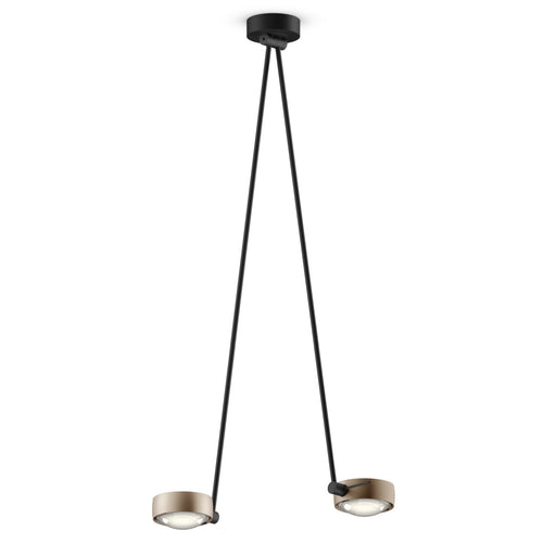 Sento Soffitto Due 100 Ceiling Light from Occhio | Modern Lighting + Decor
