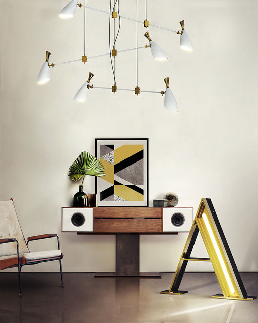 Duke 6 Pendant Light from Delightfull | Modern Lighting + Decor
