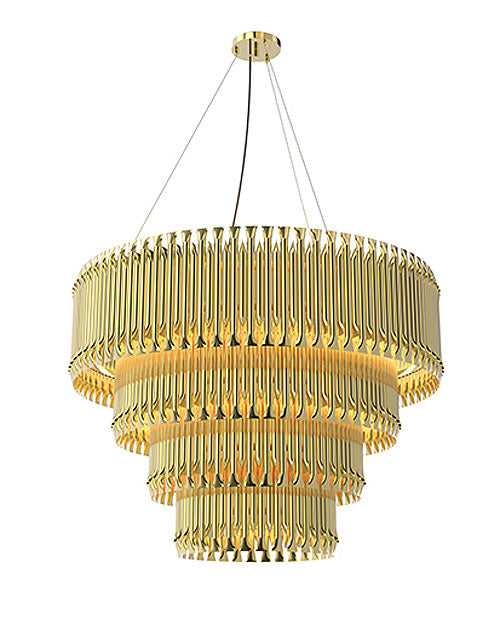 Matheny Chandelier 4 from Delightfull | Modern Lighting + Decor