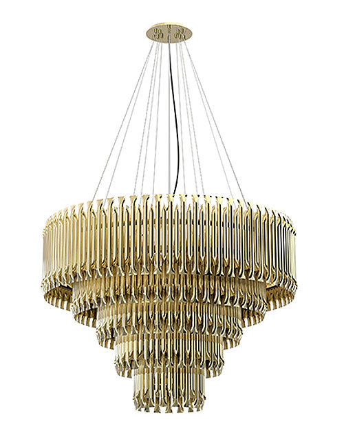 Buy online latest and high quality Matheny Chandelier 5 from Delightfull | Modern Lighting + Decor