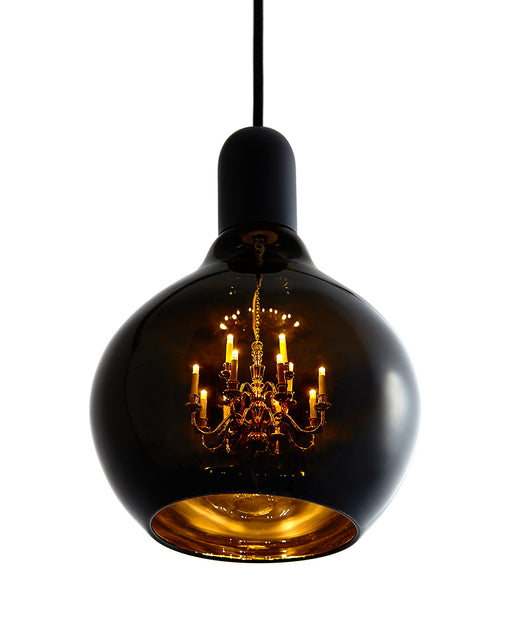 King Edison Ghost Pendant Lamp from Mineheart | Modern Lighting + Decor