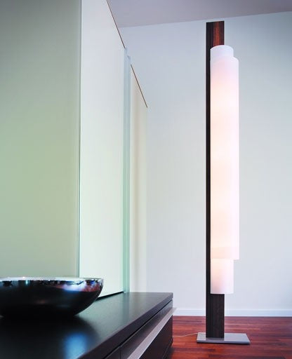 Stele Floor Lamp from Domus | Modern Lighting + Decor