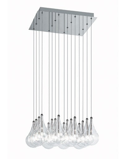 Drop 5103-166 chandelier from Alma Light | Modern Lighting + Decor