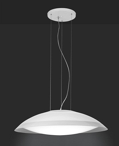 Lens 5260/5290 Suspension Lamp from Alma Light | Modern Lighting + Decor