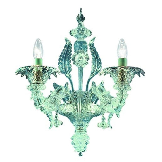 Murano Wall Sconce from Mazzega 1946 | Modern Lighting + Decor