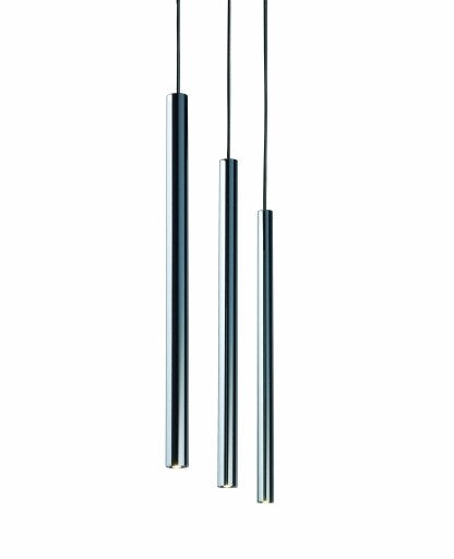 Pipe 3 Pendant Light from Decor Walther | Modern Lighting + Decor