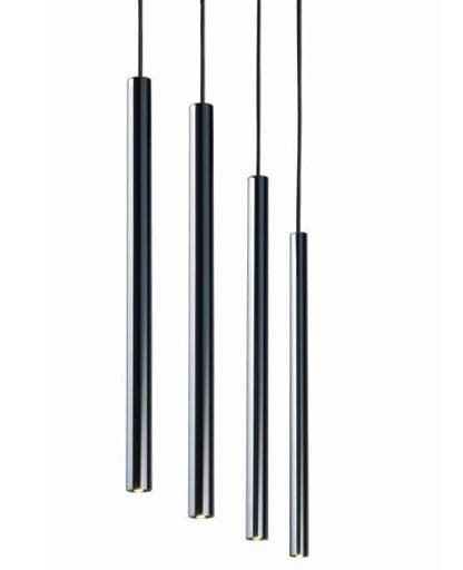 Pipe 4 Pendant Light from Decor Walther | Modern Lighting + Decor