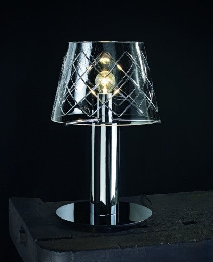 Buy online latest and high quality Clear Table Lamp from Decor Walther | Modern Lighting + Decor