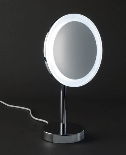 BS 63 Cosmetic Mirror from Decor Walther | Modern Lighting + Decor