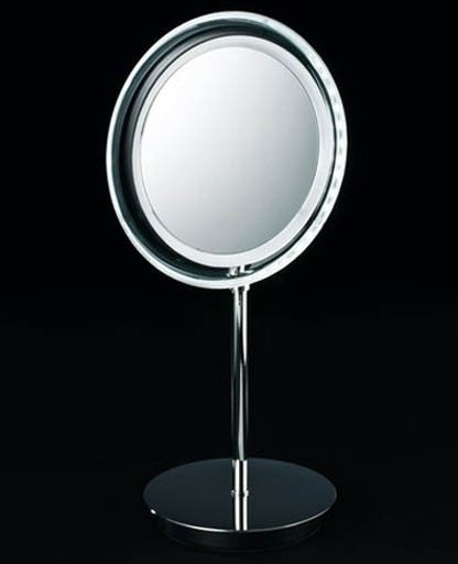 BS 15 Cosmetic Mirror from Decor Walther | Modern Lighting + Decor