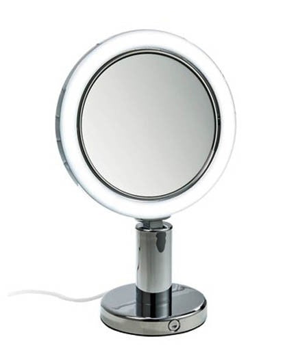 Buy online latest and high quality BS 12/V Cosmetic Mirror from Decor Walther | Modern Lighting + Decor