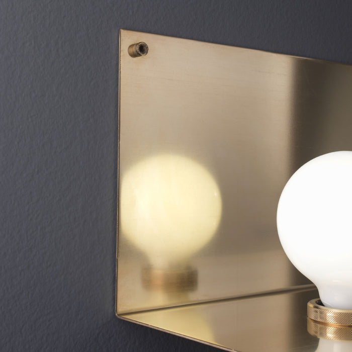 Hob 30/AP Wall Lamp from Vesoi | Modern Lighting + Decor