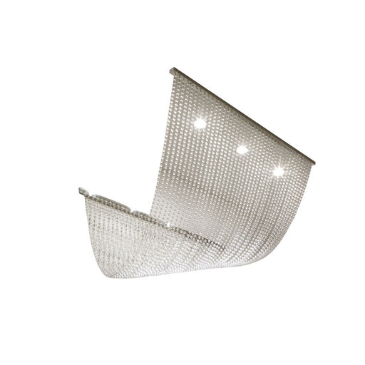 Gioiello Drappo 100/PL LED Ceiling Lamp from Vesoi | Modern Lighting + Decor