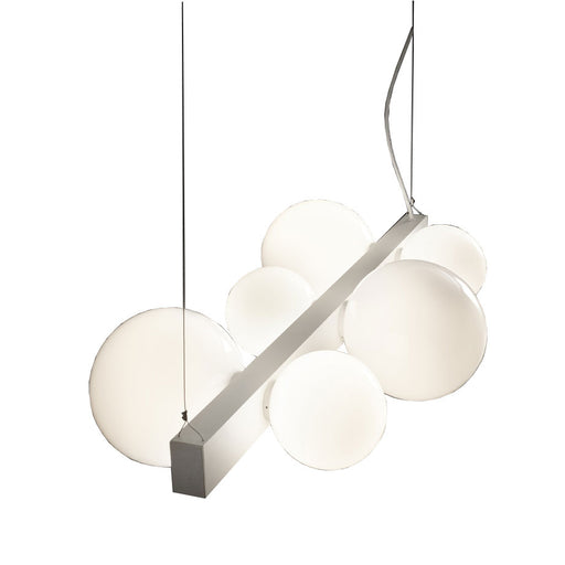 ICS 90/SO Wide Pendant Light from Vesoi | Modern Lighting + Decor