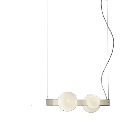 ICS 65/SO Wide Pendant Light from Vesoi | Modern Lighting + Decor
